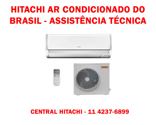 Hitachi ar-condicionado do Brasil