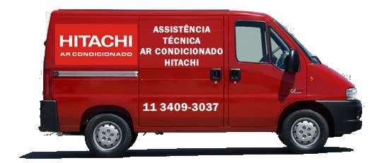 Unidade Móvel Hitachi