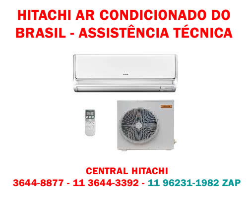 Hitachi assistência