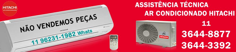 Hitachi Assistência Ar-condicionado