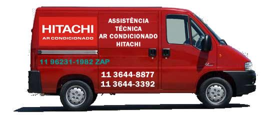 Visita técnica Hitachi